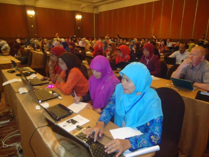 Selamat dan sukses SD Muhammadiyah Condongcatur Bimtek ICT Edu Nasional