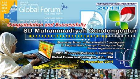 SDMuhCC on World Wide Innovative Education Forum 2011