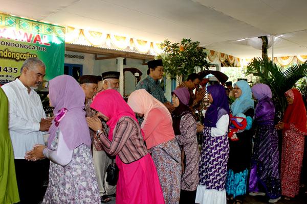 Silaturrahim Syawal Guru dan Karyawan serta Komite SDMuhCC
