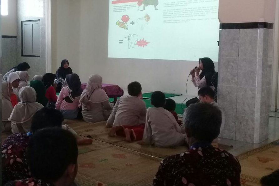PDGI Sleman Gandeng SD Muhammadiyah Condongcatur Peringati Bulan Kesehatan Gigi Nasional