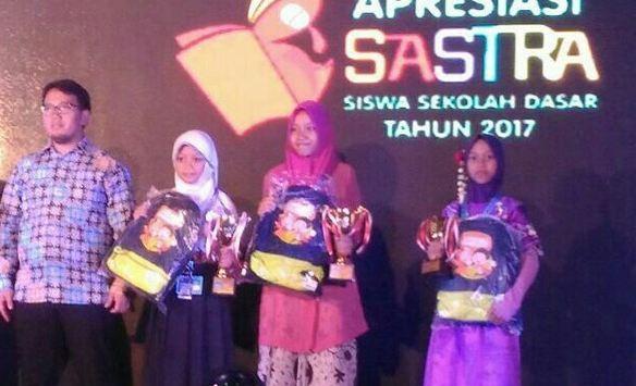 Mutiara Keyshanisti Ekapaksi, Raih Juara 2 Kategori Penulis Pemula Tingkat Nasional Dalam Perhelatan Konferensi Penulis Cilik Indonesia