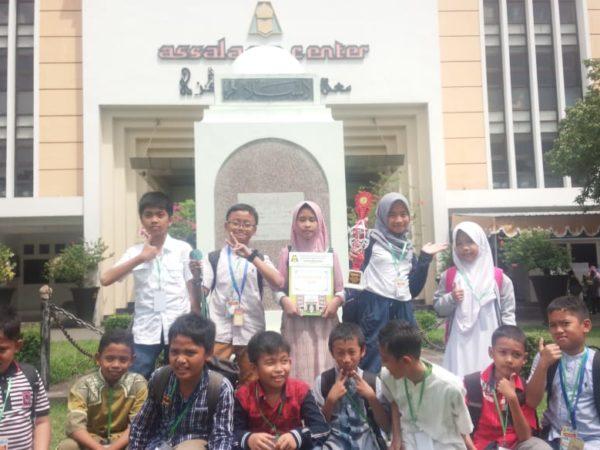 Siswa SD Muhammadiyah Condongcatur Menorehkan Prestasi Lomba MIPA di Pondok Modern Assalam Solo