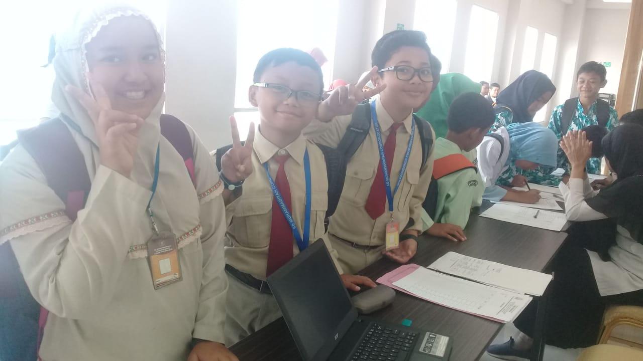 Pembinaan Dokter Kecil bagi Para Juara Perwakilan dari Kecamatan Se-Kabupaten Sleman