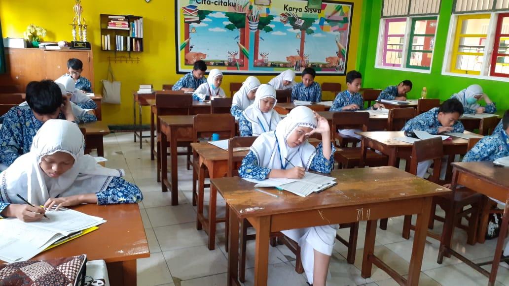 Try Out Kelas 6 Tingkat SDSN Kabupaten Sleman: Mengasah Kemampuan Menyiapkan Diri Menghadapi USBN