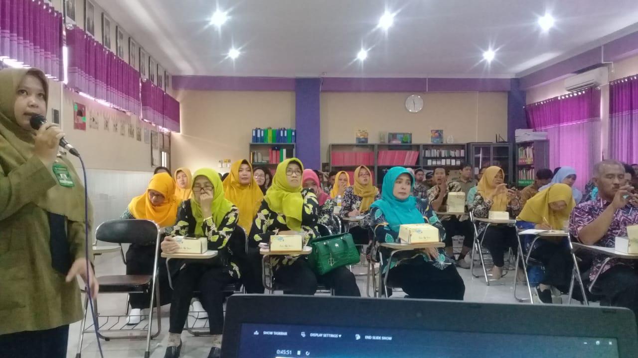 Kunjungan TPUKS Parakan Temanggung di SD Muhammadiyah Condongcatur