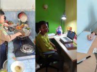 Serunya Kemah Virtual di Masa Pandemi bersama Keluarga di Rumah