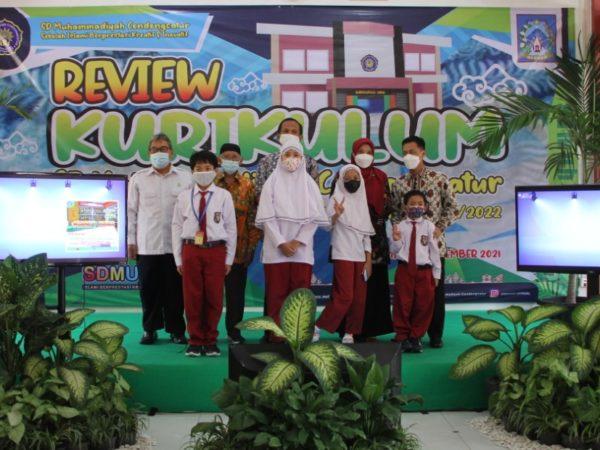 Review Kurikulum SD Muhammadiyah Condongcatur Tahun Pelajaran 2021/2022